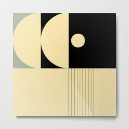 Contemporary 57 Metal Print