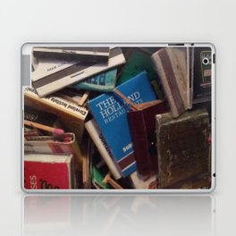 matchbook collection Laptop & iPad Skin
