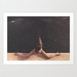 Holynight Art Print