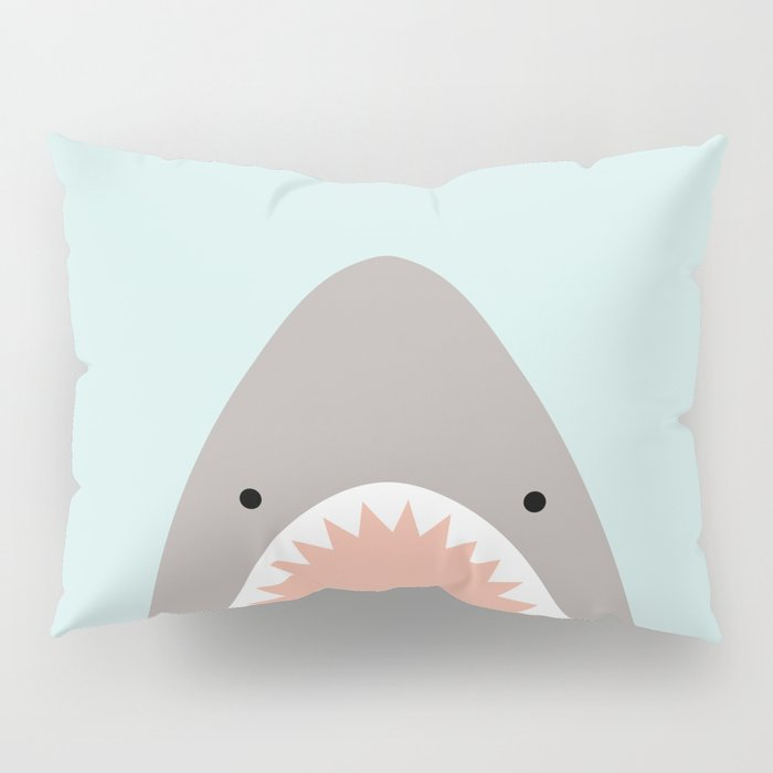 shark attack Pillow Sham