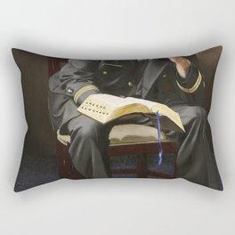 Be Still My Soul (LT) Rectangular Pillow