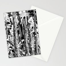 'The trees stir with noises of women who have lost themselves' Stationery Cards