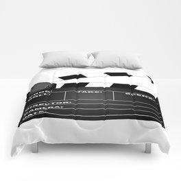 Clapperboard Comforters