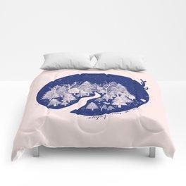 Under The Stars Comforters