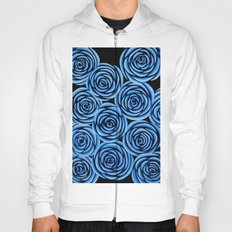 Flowers at Midnight Hoody