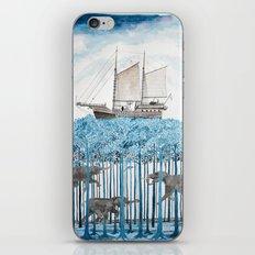 Sea of Trees iPhone & iPod Skin