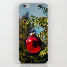 Yuletide aesthetics  iPhone & iPod Skin