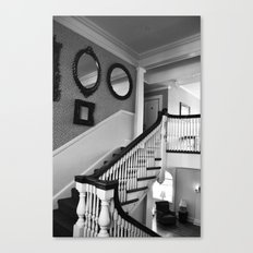 Haunted Hotel Canvas Print