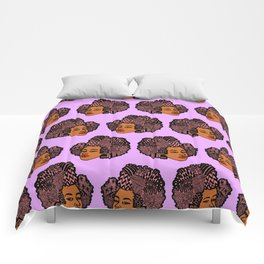 Tomi Repeat Pattern Comforters