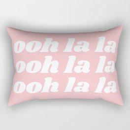 ooh la la Rectangular Pillow