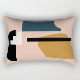 Shape study #2 - Lola Collection Rectangular Pillow