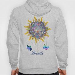 Breathe Mandala Hoody