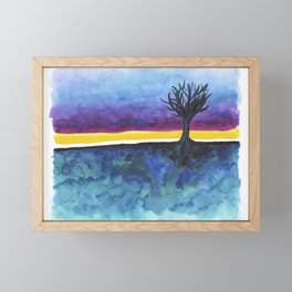 In Limbo - Fandango Framed Mini Art Print