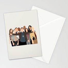brooklyn nine nine Stationery Cards