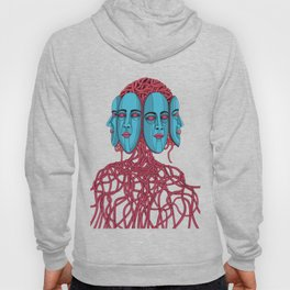 Four Faces Hoody