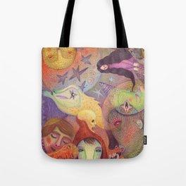 A Strange Fairytale Tote Bag