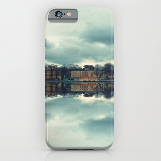 Stockholm upside-down iPhone & iPod Case