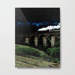 Starline Express Metal Print