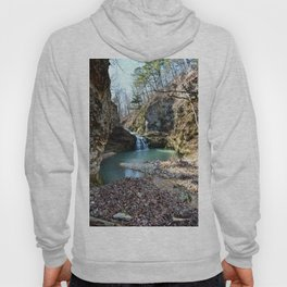 Alone in Secret Hollow with the Caves, Cascades, and Critters, No. 15 of 21 Hoody