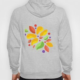 Tropical flower Andr fruits Hoody