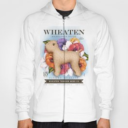 Wheaten Terrier Seed Company dog illustration by Stephen Fowler Hoody