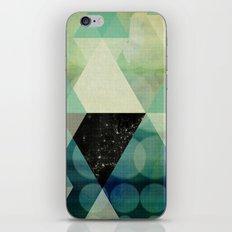 GEOMETRIC 003 iPhone & iPod Skin