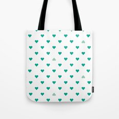bleating hearts Tote Bag