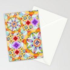 Avalon Mandala Stationery Cards