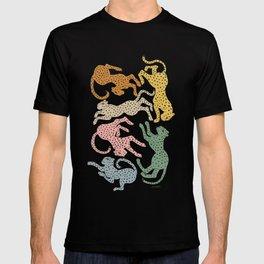 Rainbow Cheetah T-shirt