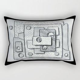 plano - plane - plan Rectangular Pillow