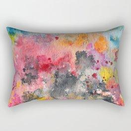 Abstract No. 595 Rectangular Pillow