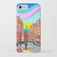 chelsea iPhone & iPod Cases featuring Chelsea by Emanuele Taglieri