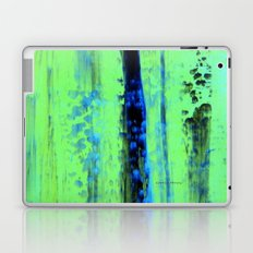 Gerhard Richter Inspired Urban Rain 2 - Modern Art Laptop & iPad Skin