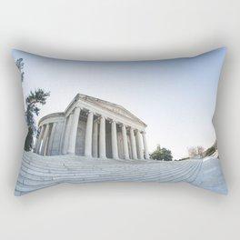 Skewed Politics Rectangular Pillow