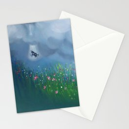 abduction (alt title: remoooooved) Stationery Cards