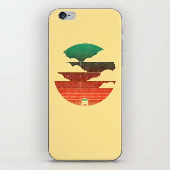 Go West iPhone & iPod Skin