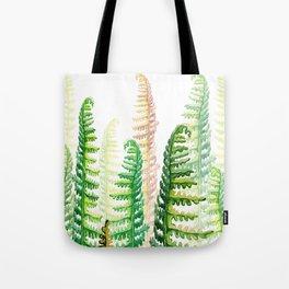 tropical plants Tote Bag