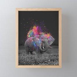true colors II Framed Mini Art Print