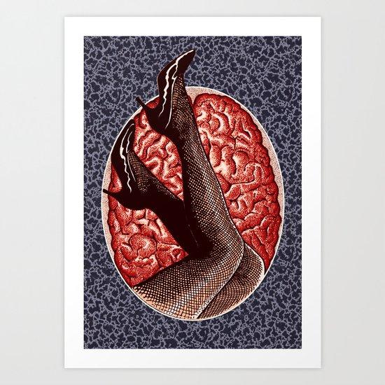Smart is Sexy Art Print