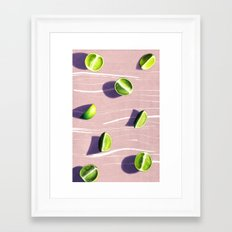 fruit 10 Framed Art Print