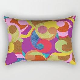Groove Thang! Rectangular Pillow