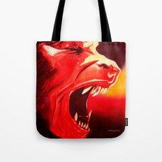 An Italian Werewolf In London Tote Bag