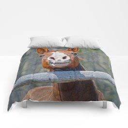 Horse Humour Comforters