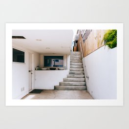 Manhattan Beach - Los Angeles, USA - #1 Art Print
