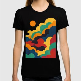 Cloud nine T-shirt