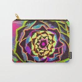 Organic Mandala Carry-All Pouch