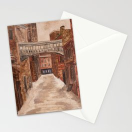 Staple Street, NYC Stationery Cards