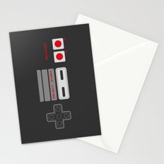 Nintendo NES Game Controller Stationery Cards