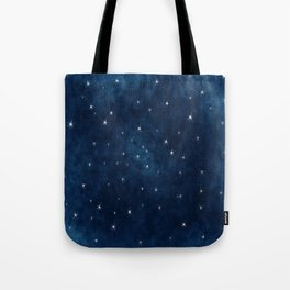 Whispers in the Galaxy Tote Bag