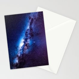 The Milky Way Paradox Stationery Cards